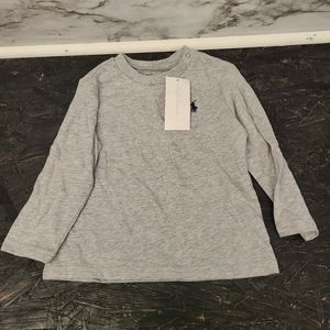 Polo Ralph Lauren Boys Longsleeve Tshirt Toddler